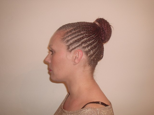 Braid Upstyle (Side)
