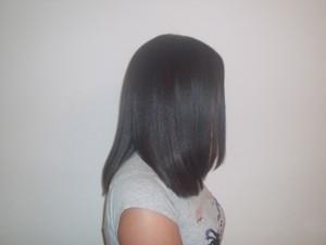 Tamara's Hair After