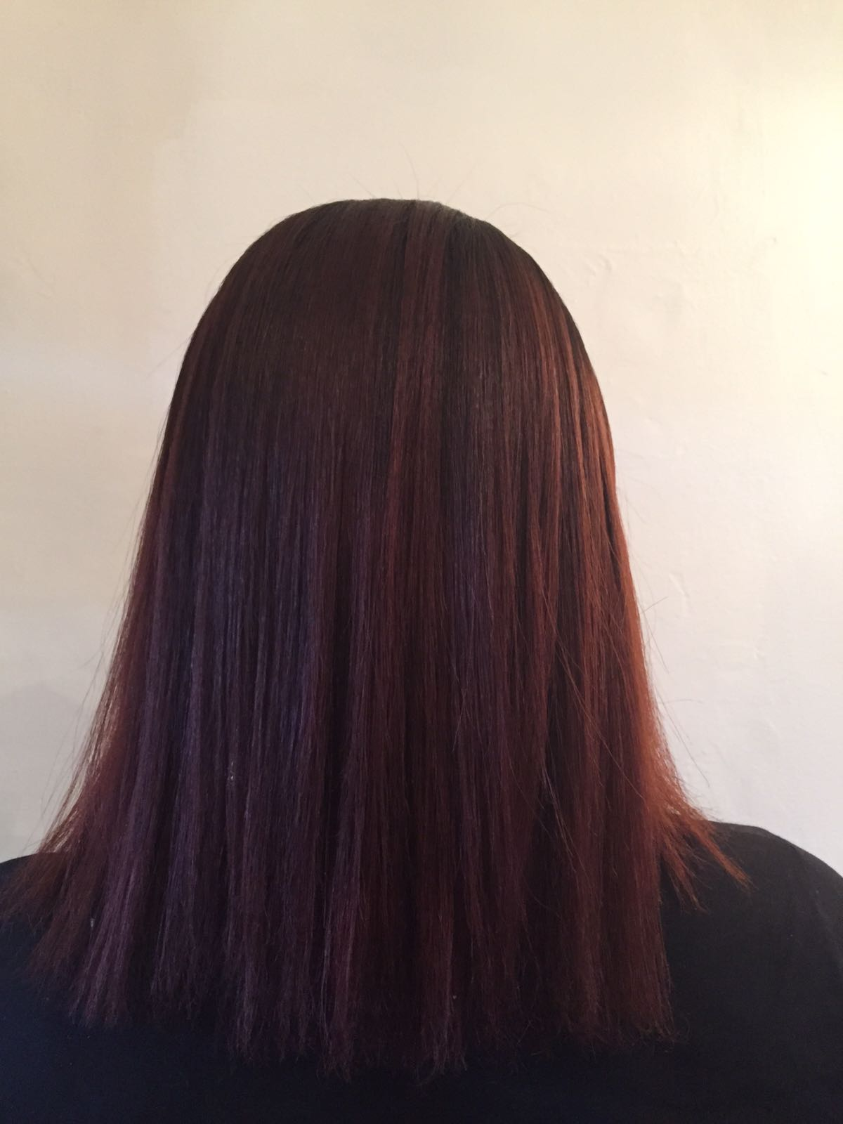 Brazilian Keratin Treat