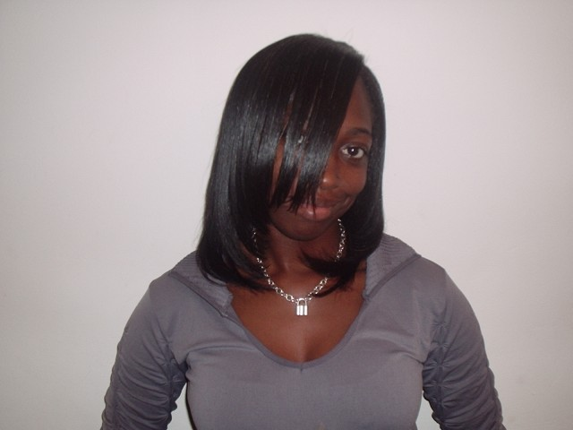 Brazilian on Natural Afro Hair - After