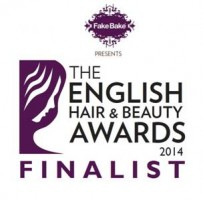 English Hair and Beauty Awards 2014 Finalist